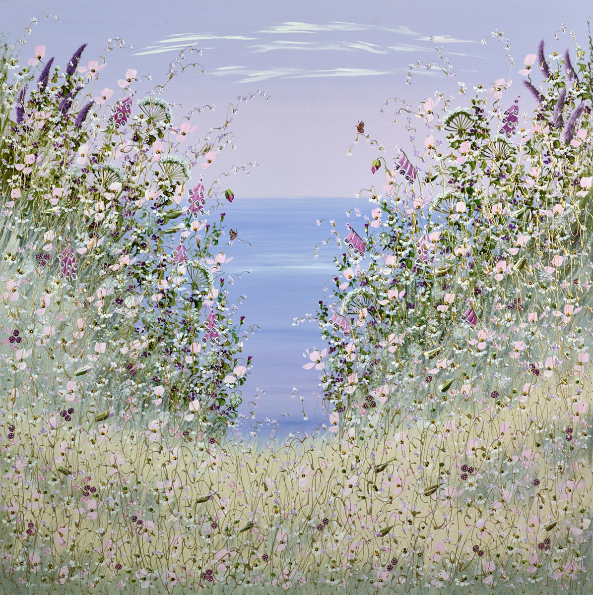 Blooms by the Sea